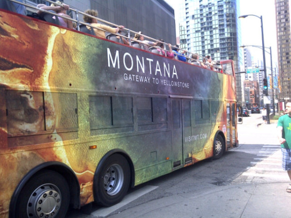 Montana Bus Hunt: It's On