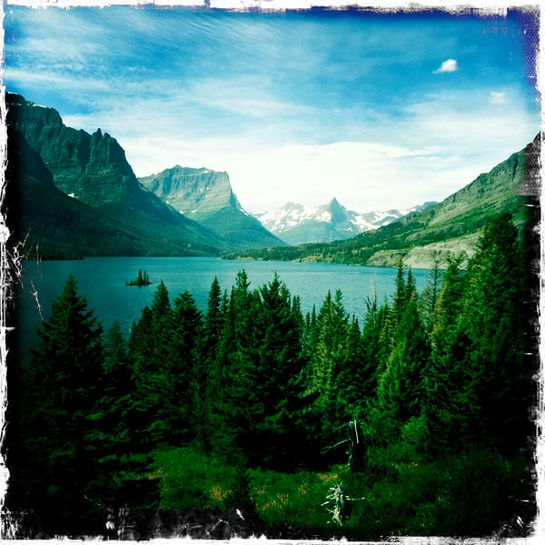 One Day in Glacier National Park