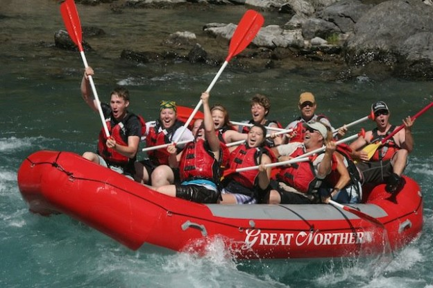Win a Montana Raft Trip with Great Northern Resort