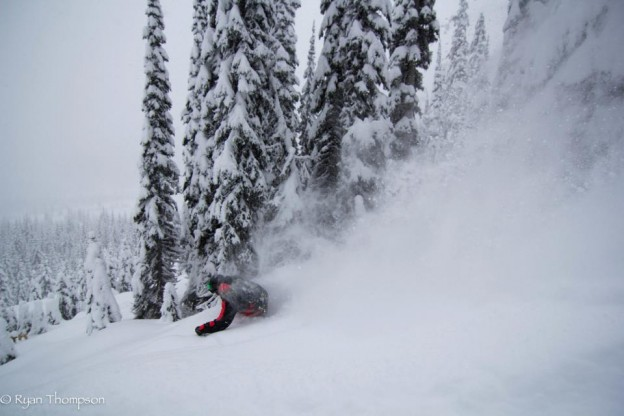 Montana: Home to Light Snow & Deep Powder