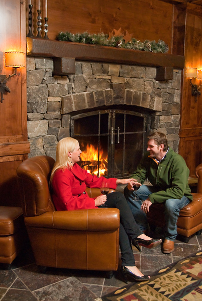 A (Romantic) Getaway to Whitefish, Montana