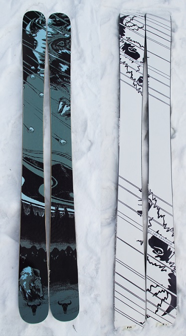 Montana Talent + Sweet Skis