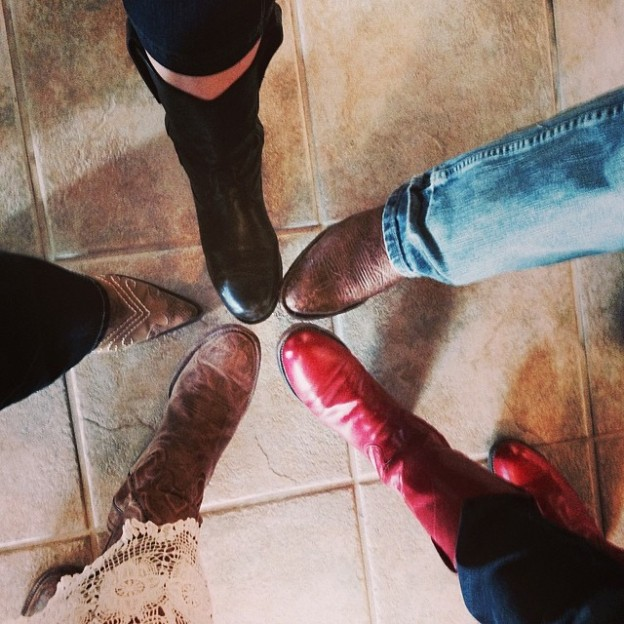 Montana Cowgirls