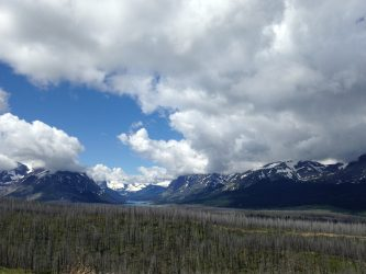 Hello, Glacier National Park.