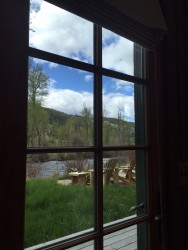 The best views are framed by Montana windows.