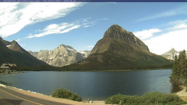 Reynolds Creek Fire Update: Montana's Glacier National Park