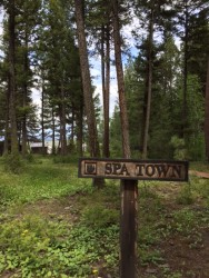 "The resort is also home to ""Spa Town."" AKA the town where I'd like to spend all of my time."