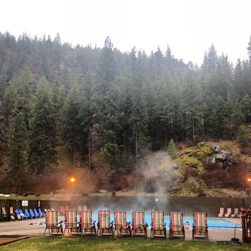 Quinn's Hot Springs.