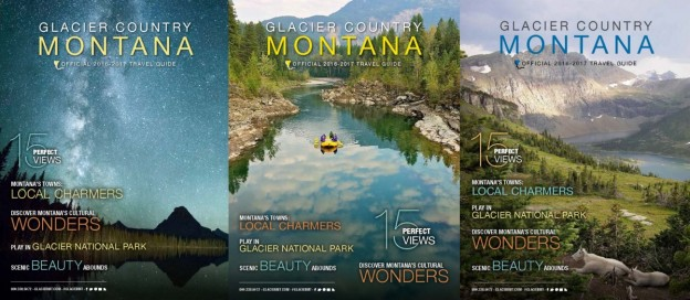 Vote for our 2016 Western Montana Travel Guide Cover