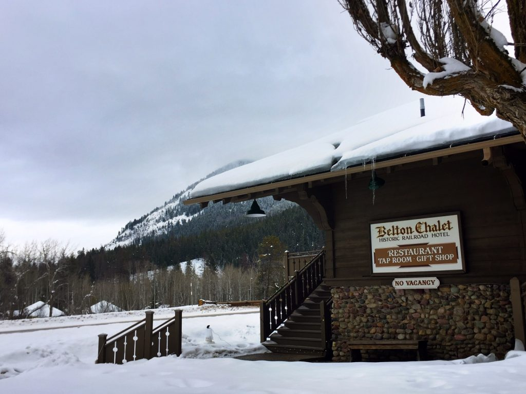 Located in West Glacier, the historic Belton Chalet is located just outside Glacier National Park's west entrance.