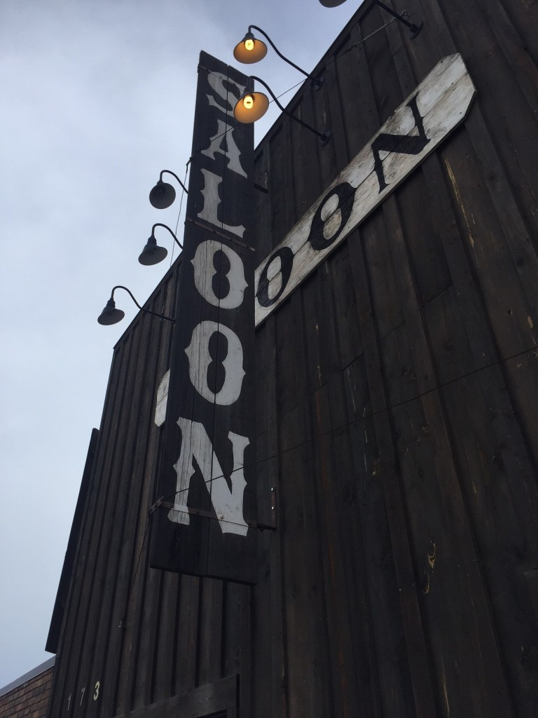 Moose's Saloon. A definite must-stop destination in Kalispell.