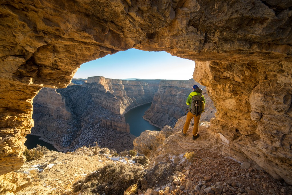 Bighorn Canyon is a stunner.