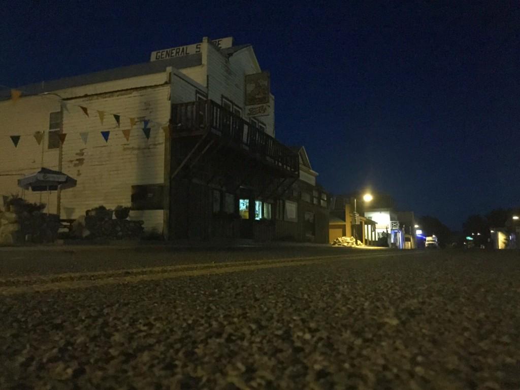 Downtown Augusta, Montana.