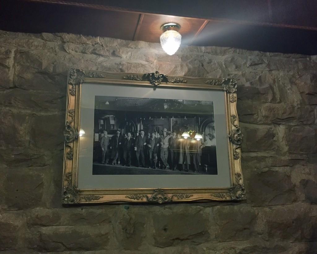 Buffalo Bill and the gang.
