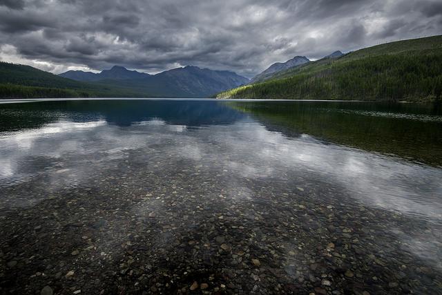 Kintla Lake. Photo: Tim Rains/NPS