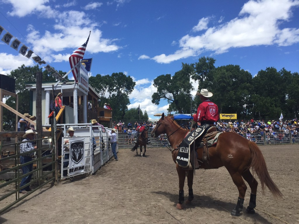 One of the greatest things about summer is that nearly every town in Montana has a rodeo.