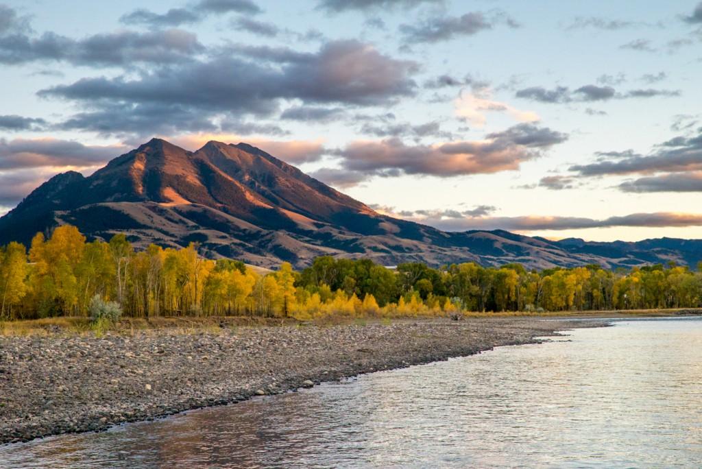 Montana's Paradise Valley.