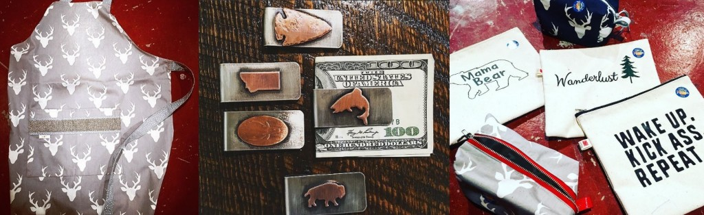 A selection of the made in Montana items at Great Gray gifts. Photos: Great Gray Gifts