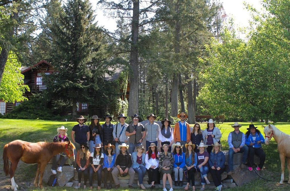 In May, I was able to welcome 17 writers to Western Montana. Definitely one of my most memorable trips ever (in the best way possible).