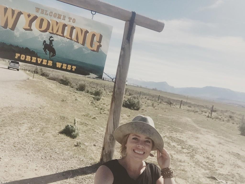 2016 also brought my first-ever visit to Cody, Wyoming.
