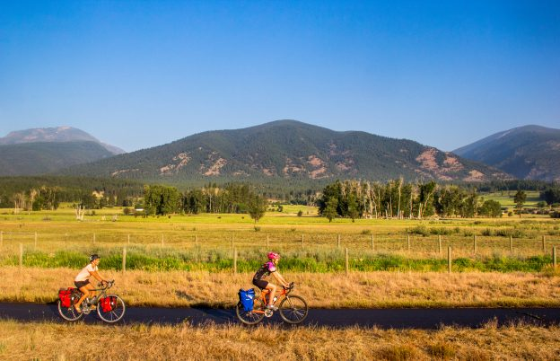 Biking Montana's Bitterroot Trail: Missoula to Hamilton