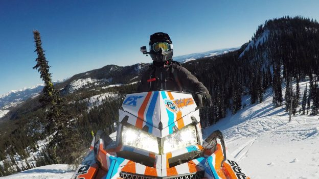 Sled the Burn in Big Sky Country: Montana's New Snowmobile Playground