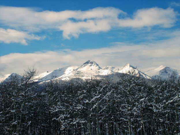 Winter Road Trips and Scenic Drives in Western Montana