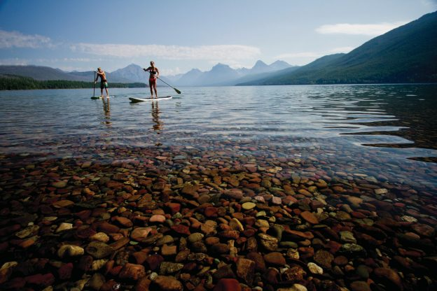 SUP: Top 12 Places to Stand-Up Paddleboard in Western Montana