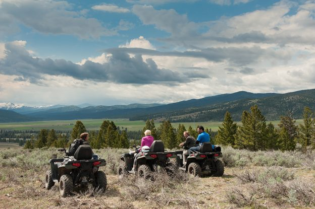Off-Road Adventures: 5 ATV Trails to Explore in Western Montana