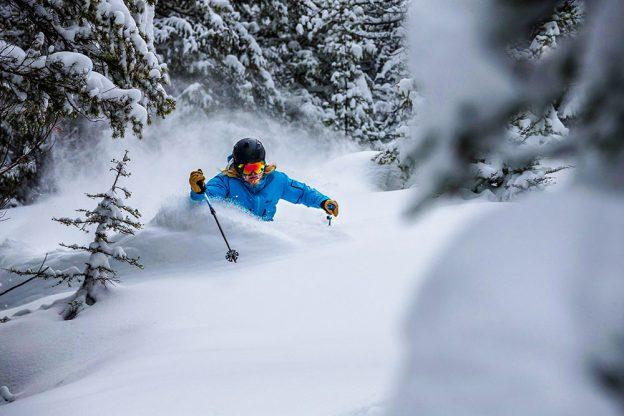 Big Fun at Small-Town Ski Hills in Western Montana