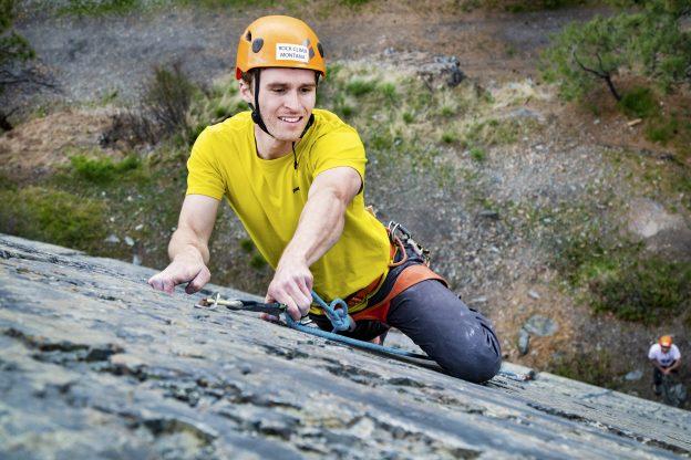 Get a Grip: Rock Climb Western Montana