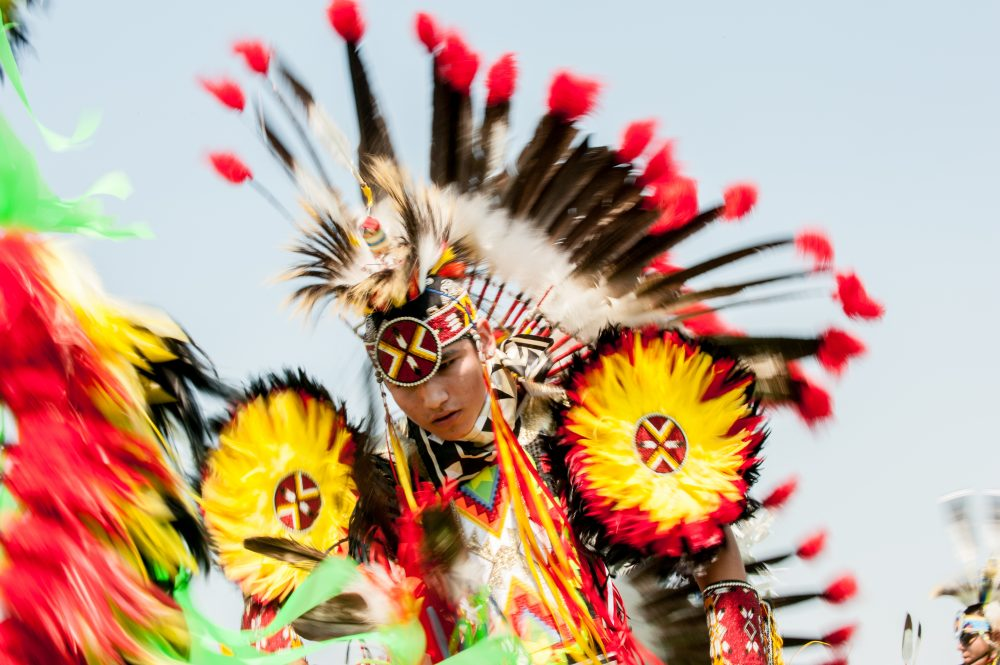 American Indian Culture + Events in Western Montana