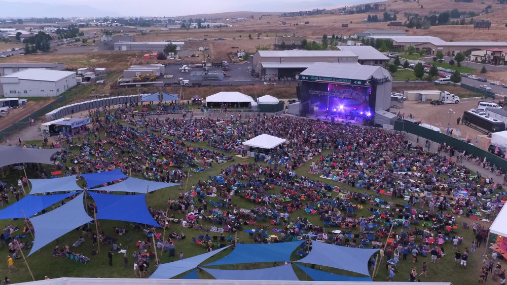 Late Summer Outdoor Concerts in Western Montana
