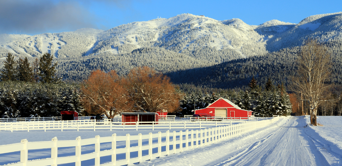 Tips for Winter Travel in Western Montana