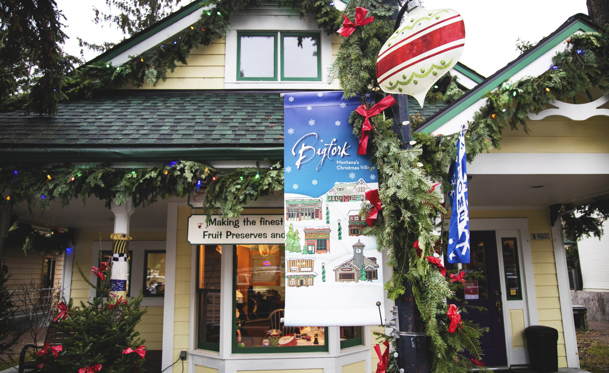 Big Holiday Magic at the Bigfork Christmas Village