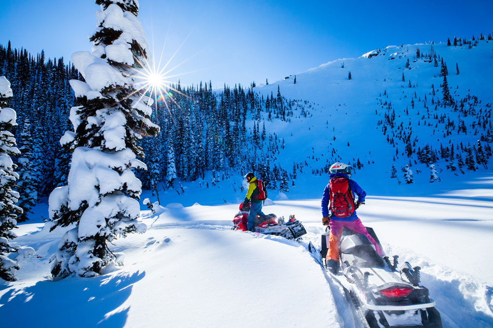 Western Montana's Top 6 Guided Winter Activities
