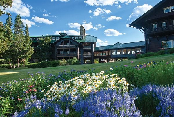 Glacier Park Lodge Celebrates 100 Years
