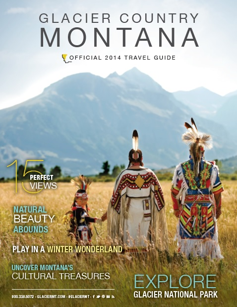 Western Montana: Choosing a Travel Guide Cover
