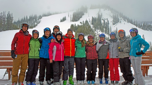 Tommy Moe + Private Ski Day at Lost Trail = Montana Awesomeness