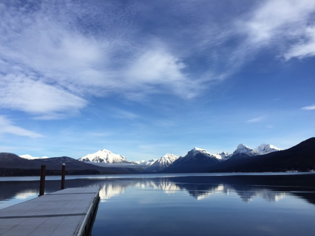 A Winter Weekend in Montana's Glacier National Park