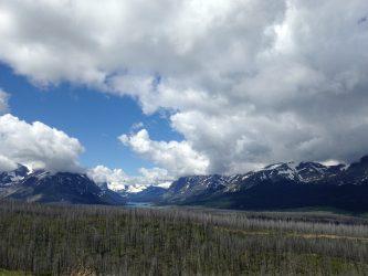 Hello, Glacier National Park.