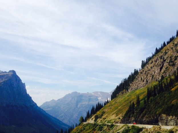 Access to Montana's Going-to-the-Sun Road Extended for 2015