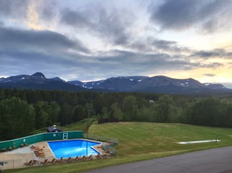 My favorite childhood destination: Glacier Park Lodge.