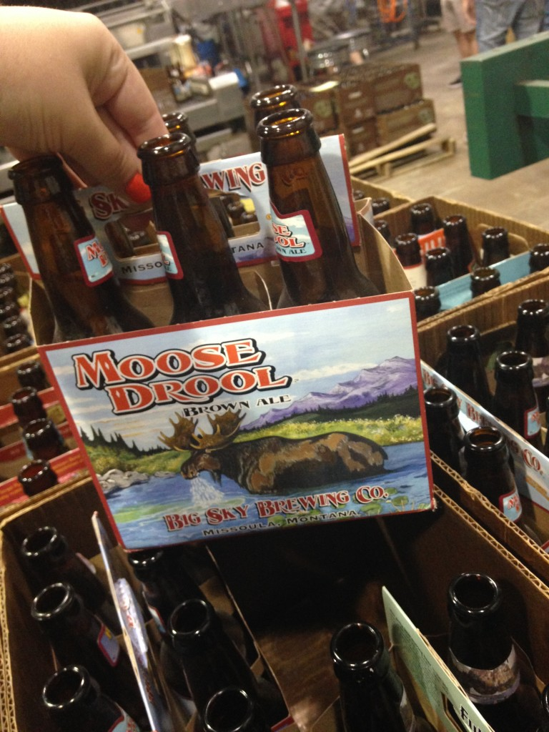 A behind-the-scenes peek into Montana's breweries.