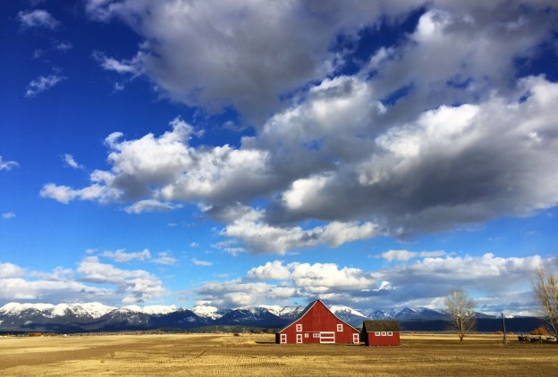 A Montana Road Trip: Polson to Whitefish