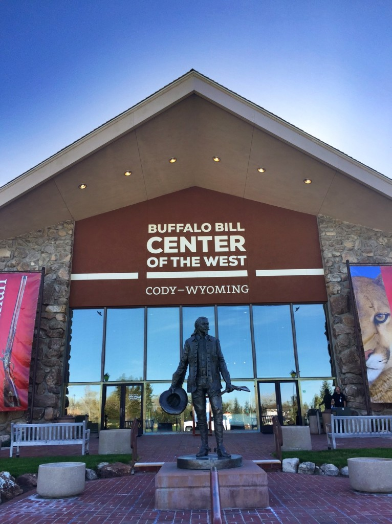 The Buffalo Bill Center of the West.
