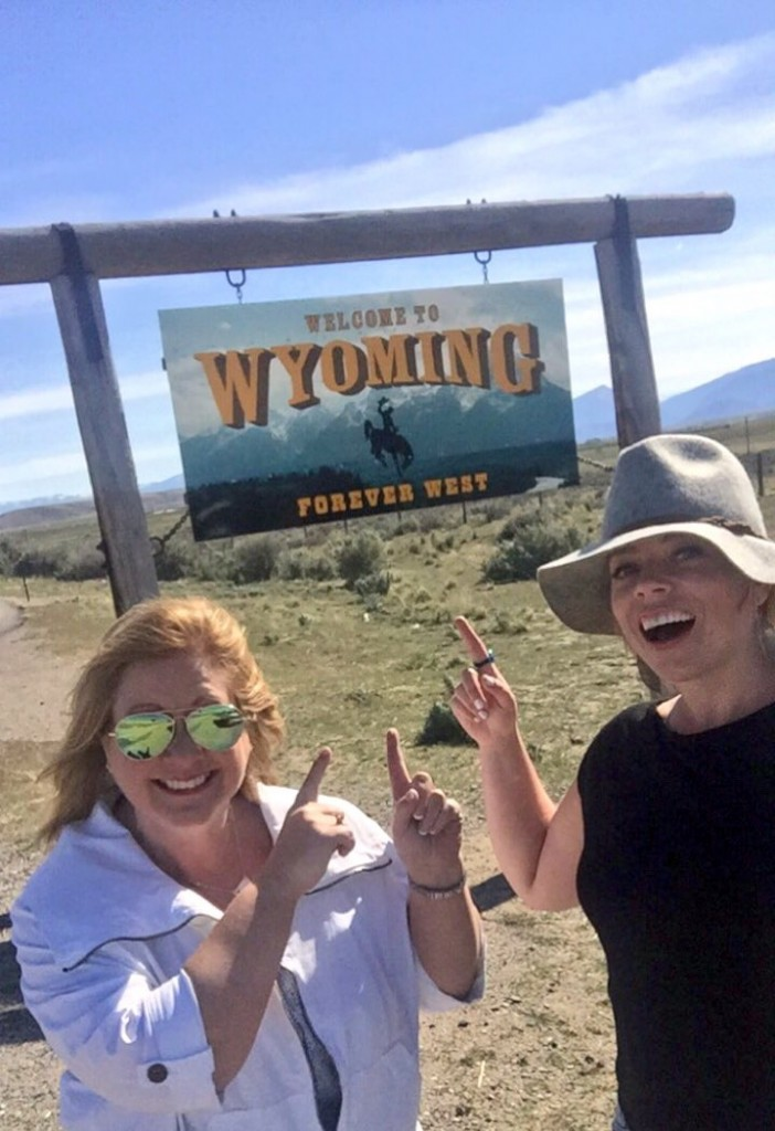 Hello, Wyoming!