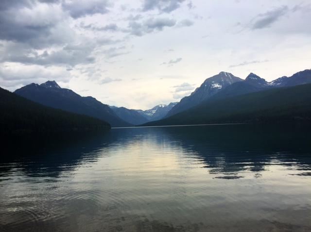 Bowman Lake.