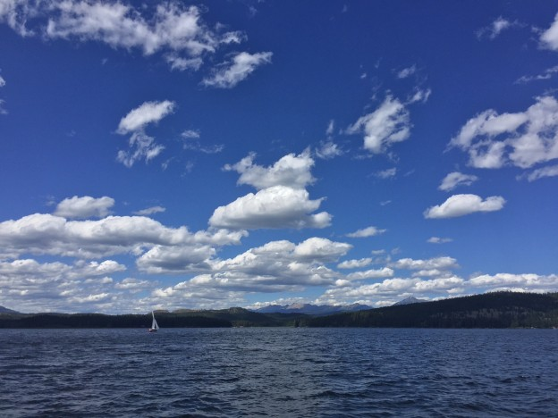 A Summer Weekend at Placid Lake State Park
