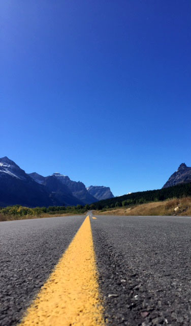 Going-to-the-Sun Road.